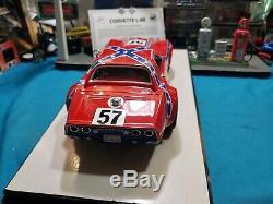 118 Carousel 1 Corvette L-88 #57 Dave Heinz / Bob Johnson 1972 Sebring 12 Hour
