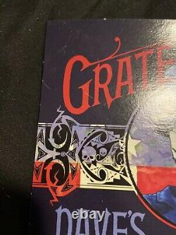 12/21/69 Grateful Dead Dave's Picks 2013 Bonus Disc CD San Francisco CA Fillmore
