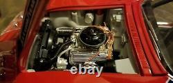 1968-69 Carousel 1 Corvette L-88 118 #57 Dave Heinz Bob Johnson 1972 Sebring