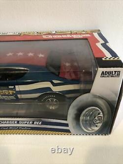 Autoworld 1/18 Dave Boertman 1971 Dodge Charger Super Bee Rod Shop Dodge