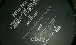 BETTIE PAGE, GIRL OF OUR DREAMS, 13.5 Statue by Dave Stevens, Lim. Ed. #1,495