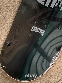 Creature GWAR Oderus Skateboard Deck Dave Brockie Art 8.8 × 32.5 Limited Edition