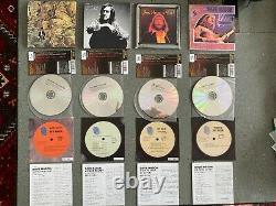 DAVE MASON Complete 12 Japan Mini LP SHM-CD set