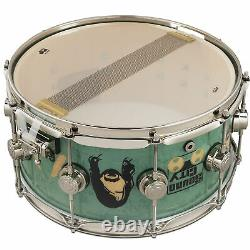 DW Drum Workshop Dave Grohl Sound City Limited Edition 6.5x14 ICON Snare Drum