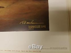 Dave Barnhouse From One Generation To Another 331/1950 Mint WithCERT Harley