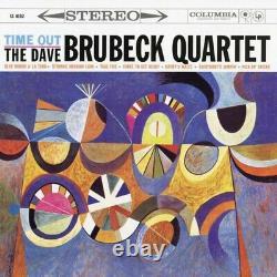 Dave Brubeck Quartet Time Out 2 x 45 RPM LP 200G AAPJ 8192-45 FREE POSTAGE