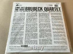 Dave Brubeck Quartet Time Out 2 x vinyl LP 200G 45RPM AAPJ 8192-45