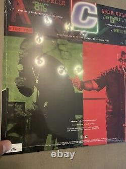 Dave Chappelle 846 LP Third Man Records Limited Edition Tri-Color Vinyl Numbered
