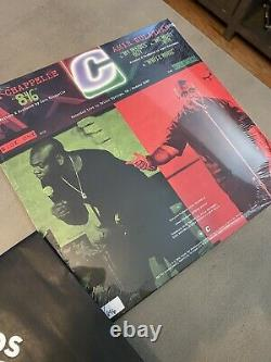 Dave Chappelle x/846 HAND NUMBERED Limited Vinyl Tri-Color Third Man TMR