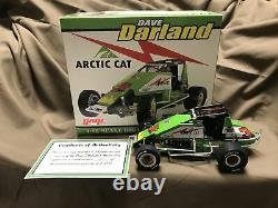 Dave Darland #3 Artic Cat Sprint Car 118th Diecast GMP only 1400 Made! RARE
