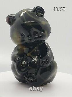 Dave Fetty Hanging Diamond Bear limited edition