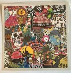 Dave Matthews Band, DMB LIVE 25 Complete Vinyl Collection Package