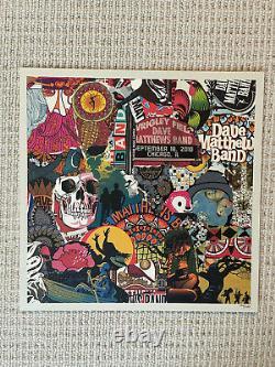Dave Matthews Band DMB Live 25 Vinyl New Sealed 5 LP 180 Gram and poster