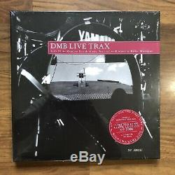Dave Matthews Band DMB Live Trax Vol. 5 Pink Vinyl Box Set /2000 4xLP RSD 180g