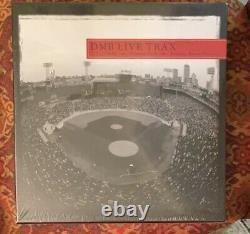 Dave Matthews Band Fenway Park Live Trax Vol. 6 Red Vinyl Record NEW Sealed 8LP