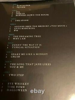 Dave Matthews Band Live Trax 35 Aqua Vinyl XX/1000