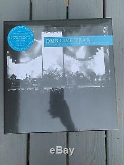 Dave Matthews Band Live Trax 35 Vinyl Aqua Colored 6.20.09 #295/1000
