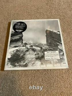 Dave Matthews Band Live Trax Red Rocks Record Store Day RSD 2017 SILVER Vinyl