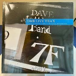 Dave Matthews Band Live Trax Vol 1 DMB Volume 1 BLACK Vinyl Unopened