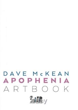 Dave McKean Apophenia Signed Sketched Limited White Edition Original Art