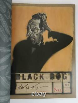 Dave McKean / BLACK DOG THE DREAMS OF PAUL NASH Limited Signed 1st Edition 2016