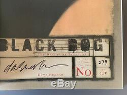 Dave Mckean Black Dog Dreams Of Paul Nash Huge Signed Limited Edition Hardcover