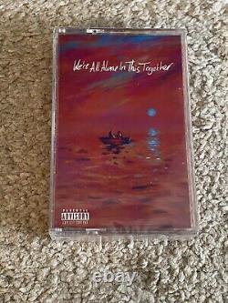 Dave'WAAITT' Limited Edition Red Vinyl + Red Cassette + CD Bundle