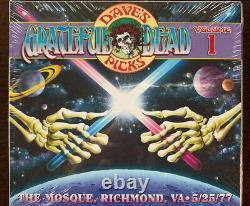 Dave's Picks Volume 1 The Mosque, Richmond, VA 5/25/77 by Grateful Dead CD