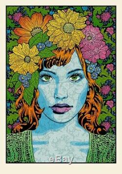 Empathy By Chuck Sperry Signed Art Print Poster XX/200 Dave Matthews WSP Avett