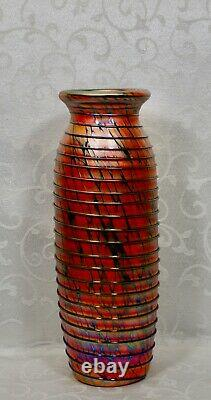 Fenton, Vase, Dave Fetty, Connoisseur Collection 2007, Limited Edition