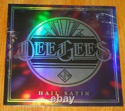 Foo Fighters DEE GEES HAIL SATIN RSD 2021 Vinyl record Dave Grohl Limited