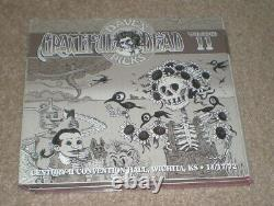 GRATEFUL DEAD DAVE'S PICKS VOL 11 11/17/72 WICHITA, KC HDCD 3 CD Numbered SET