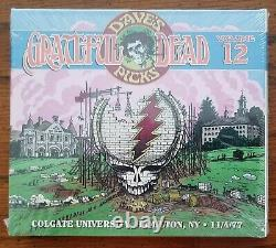 GRATEFUL DEAD DAVE'S PICKS VOL 12 BRAND NEW! Low #2417 HDCD 3 CD Set