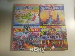 GRATEFUL DEAD DAVES PICKS CDs Volumes 13,14,15,16. From 2015 Dave's Picks