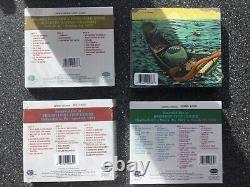 Grateful Dead 2020 Daves Picks 33 34 35 36 Plus + BONUS DISC Never Opened