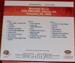 Grateful Dead CD Dave's Picks, Volume 8, 1980