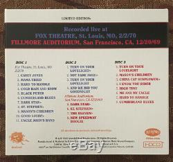 Grateful Dead DAVE'S PICKS Vol. 6 with 2013 BONUS DISC 4 HDCD Like New