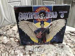 Grateful Dead DAVE'S PICKS Vol. 6, with2013 BONUS DISC 4CD FREE USPS PRIORITY SHIP