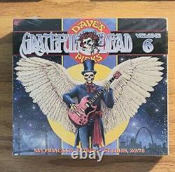 Grateful Dead Dave's Pick Vol. 6, NEW, UNOPENED