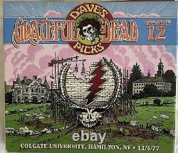 Grateful Dead Dave's Picks 12 Colgate University NY 11/4/1977 3CD