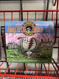 Grateful Dead Dave's Picks 12 Volume Twelve Colgate University 11/4/1977 CD New