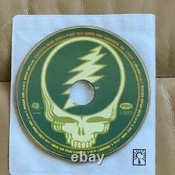 Grateful Dead Dave's Picks 2012 Bonus Disc CD Capital Centre 7/29/1974 Maryland