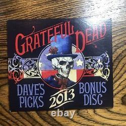 Grateful Dead Dave's Picks 2013 Bonus Disc CD Fillmore 12/21/1969 SF CA