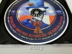 Grateful Dead Dave's Picks 2013 Bonus Disc CD Fillmore Aud SF CA 12/21/1969 DP 6