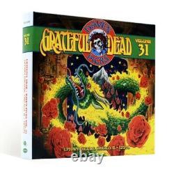 Grateful Dead Dave's Picks 2019 Subscription V. 29,30 withbonus, 31,32 New & Sealed
