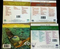 Grateful Dead, Dave's Picks 2020 Vol 32, 33, 34, 35 plus Bonus Disc
