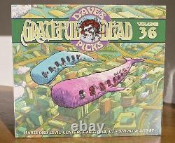 Grateful Dead Dave's Picks 2020 Volumes 33 34 withBonus Disc 35 & 36 (new)