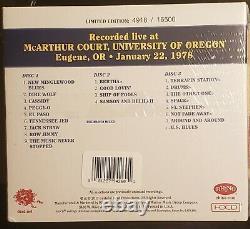 Grateful Dead Dave's Picks 23 McArthur Court Eugene, OR 1/22/78 OOP sealed