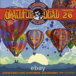 Grateful Dead Dave's Picks 26 Albuquerque 11/17/71 4CD + MI, Ann Arbor Bonus NEW