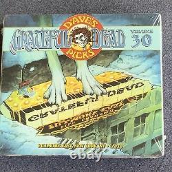 Grateful Dead Dave's Picks 30 New Bonus + Fillmore East 1/2/70 4cd Version Wow